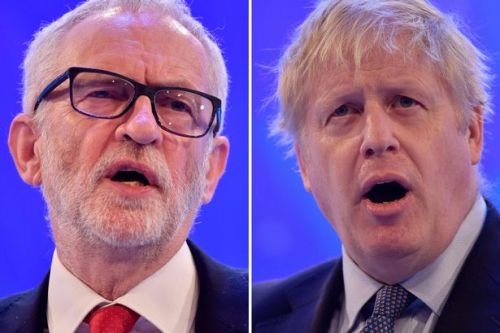 General Election debate LIVE as Boris Johnson and Jeremy Corbyn go head to head