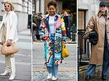 London Fashion Week! The hottest street style looks we love