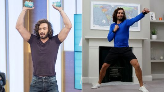 Joe Wicks 'offered £1m children's book deal' after online PE class success during coronavirus pandemic