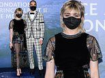 Maisie Williams debuts blonde mullet as she joins boyfriendReuben Selby at Planetary Health gala