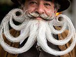 Men descend on Bavarian town to try their luck in Germany's annual moustache and beard Olympics