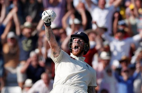 Shane Warne and Ian Botham react to Ben Stokes' astonishing century against Australia