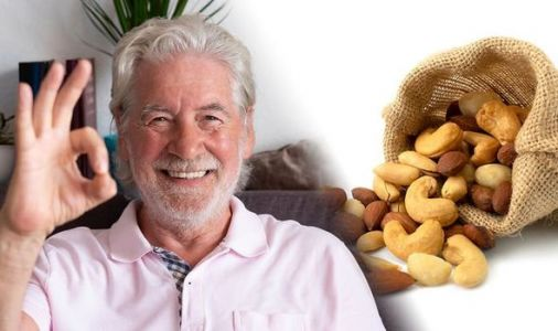 High blood pressure: The nutty snack that could help regulate your blood pressure reading