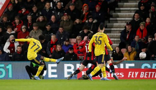 Bournemouth 0 Arsenal 2: Eddie Nketiah and Bukayo Saka strikes prove future is bright for Gunners