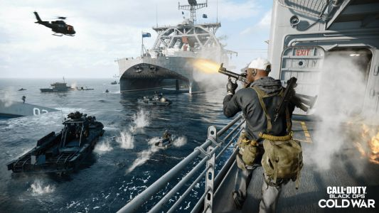 Call of Duty: Black Ops Cold War Requires Up to 250GB of Storage