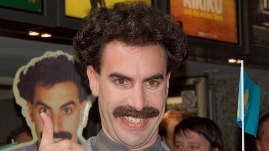 Very nice: Borat sequel coming exclusively to Amazon Prime Video in October