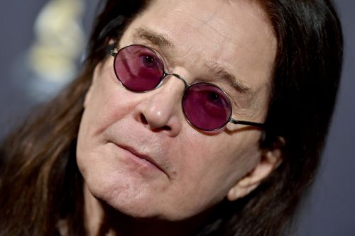 Ozzy Osbourne was first diagnosed with Parkinson's disease 17 years ago