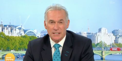 Dr Hilary reveals he told Kate Garraway to call an ambulance for Derek Draper after panicked call about coronavirus