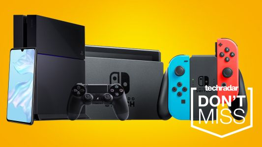 Get a PS4, Nintendo Switch or Xbox One with these freebie-fuelled mobile phone deals