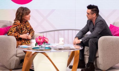 Lorraine Kelly forced to apologise on her talk show - find out why