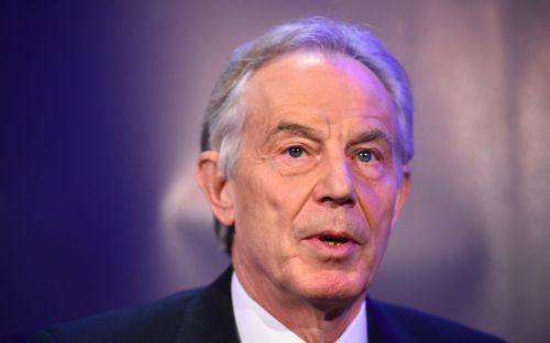Tony Blair: It is gut-wrenching that Labour is not calling for second Brexit vote