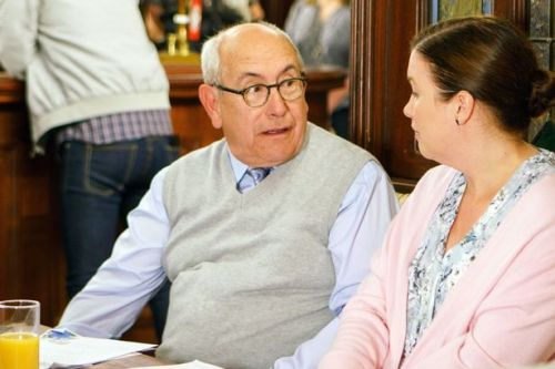 Corrie's Norris Cole actor Malcolm Hebden secretly quits soap after 27 years