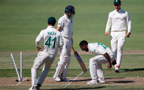South Africa hit with massive blow as Kagiso Rabada banned for final Test against England for celebration of Joe Root's wicket