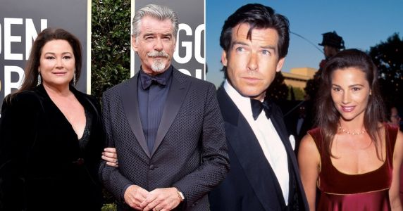Pierce Brosnan pays tribute to wife Keely Shaye Smith as they celebrate anniversary