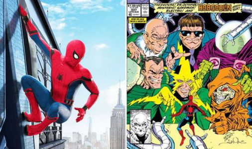 Spider-Man Homecoming 2: Does THIS prove the Sinister Six is FINALLY happening?