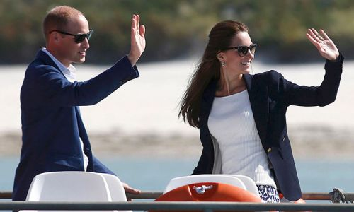 Prince William and Kate Middleton treat their children to a special staycation - details