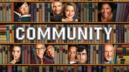 The hit sitcom Community is now on Netflix - as well as Hulu