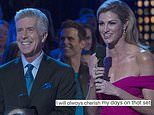 Erin Andrews speaks out after she and Tom Bergeron were let go from Dancing With The Stars