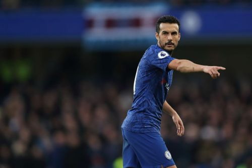 Lazio interested in Chelsea pair Pedro & Giroud - AS