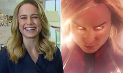 Captain Marvel: Why Brie Larson REALLY took Carol Danvers role - as trailer finally lands