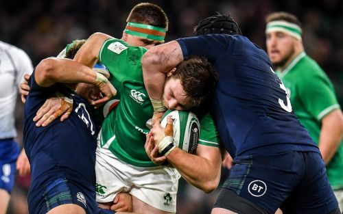 Ireland v Scotland, Autumn Nations Cup 2020 final round: What time is kick-off today, what TV channel is it on and what is our prediction?