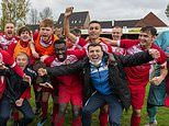ON THE ROAD: It's a day of tears as Skelmersdale book a spot in the FA Cup first round