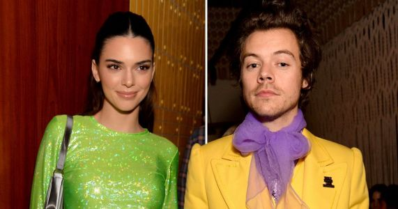 Kendall Jenner and Harry Styles reunite at Brits after-party as pals make stealth exit in early hours