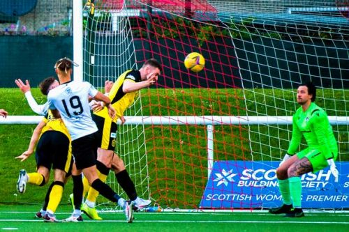 Edinburgh City 1-3 Dumbarton - Advantage Sons in League One playoff final