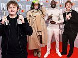 BRITs 2020: Lewis Capaldi and Stormzy lead male-dominated award winners
