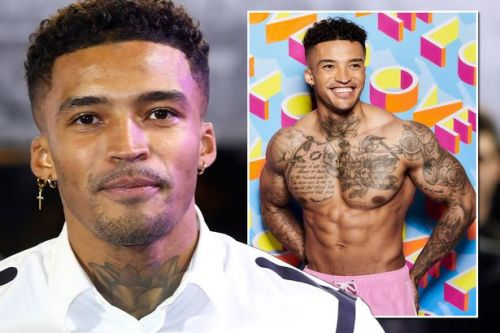 Michael Griffiths almost turned down Celebrity Ex On The Beach over bad boy Love Island image