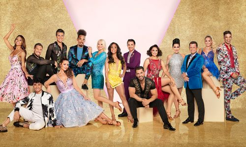 Strictly Come Dancing couples strike a pose in new official photos - see here