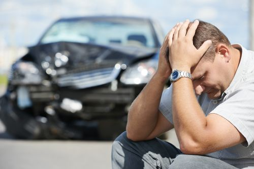 No reduction in accidents involving business drivers over last decade