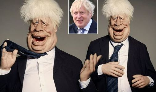 Boris, Cummings and Prince Andrew puppets revealed ahead of Spitting Image return