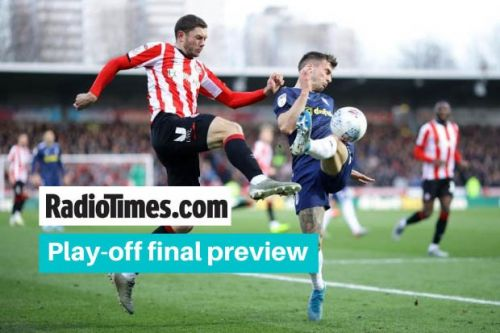 What channel is Brentford v Fulham Championship play-off final on? Kick off time, live stream and latest team news