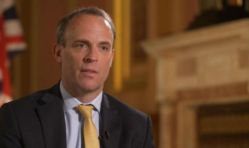 Citizenship rights offered to all British nationals in Hong Kong, Raab says