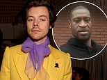 Harry Styles reveals he's donating post bail funds to protest organisers over George Floyd death