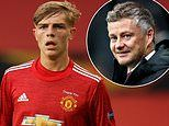 Manchester United defender Brandon Williams reflects on 'crazy season' after signing four-year deal