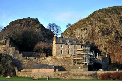 Dumbarton Castle to reopen to public within next two months