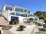 Luxury three-storey seaside home with infinity pool overlooking Tor Bay goes on sale for £3million