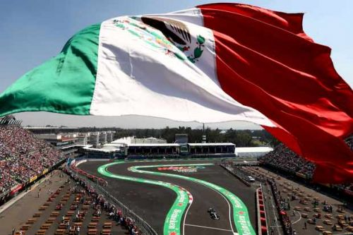 Formula 1 2019 Mexican Grand Prix: How to watch on TV and live stream