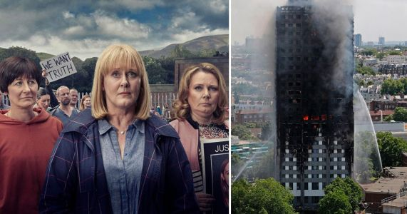 The Accident creator explains how Grenfell Tower disaster led to show's creation