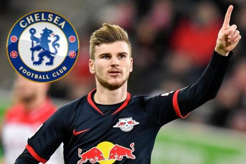 Report: Timo Werner could be swayed by 'a charm offensive' if Chelsea offer him key role
