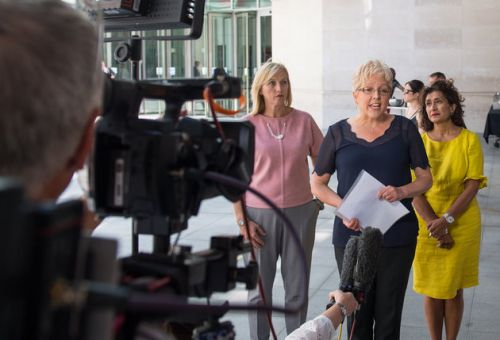 Carrie Gracie Claims Breast Cancer Battle Was Easier Than Fighting BBC For Equal Pay
