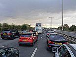 The motorways to avoid this bank holiday weekend