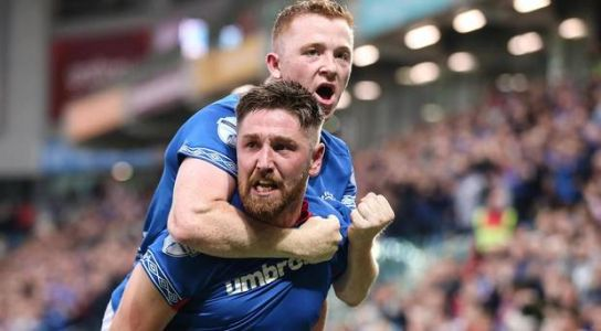 Super Shayne Lavery puts Linfield in the box seat for Europa League group stage with stunning win over Qarabag