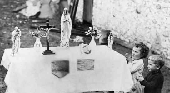 Promised you a miracle: New book explores 1920 ceasefire over Virgin Mary apparitions