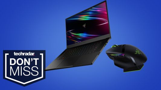 For Black Friday, you can save $200 on the Razer Blade - and get a free gaming mouse