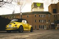 The Grenfell garage electrifying VW's motoring icon