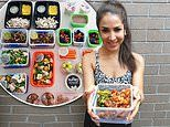 Angela Martin reveals how she preps a week's worth of food for under $40