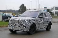 New 2021 Range Rover: first glimpse of cabin in spy shots